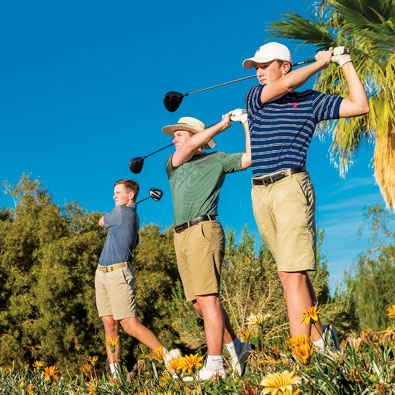 Junior Golf and Development Program